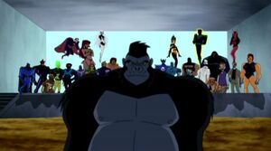 Legion of Doom DCAU