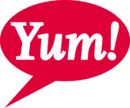 Yum! logo 2002