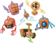 Rotom All