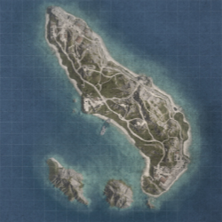 Guadalcanal map