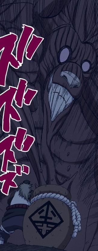 [Ficha Pronta] Sandaime Raikage Pot_Seal