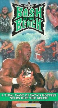 Bash at the Beach 1999 Poster
