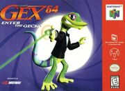 Gex Enter the Gecko (Nintendo 64) (NA)