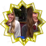 Looks like these two aren't the only gossipers in the House of Anubis!