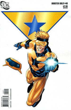 Cover for Booster Gold #40