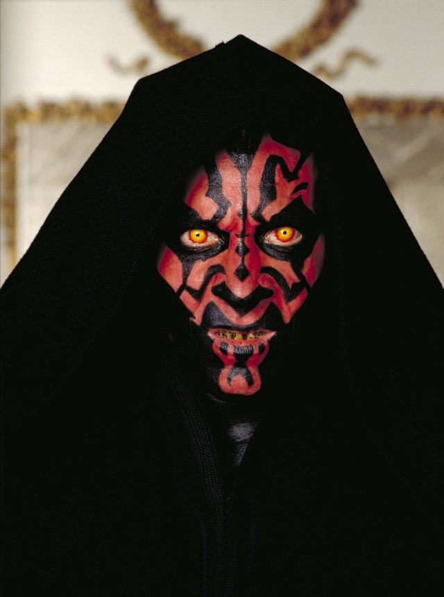Star Wars Characters Darth Maul. Star Wars
