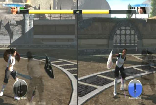 Gladiator splitscreen2