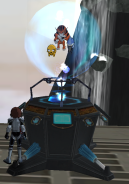Fusionfall - Nano Rath Contained (with Nanos Jake and Mordaci)