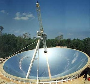 Auroville Solar Bowl 1