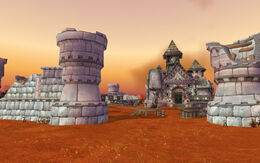 Tiragarde Keep