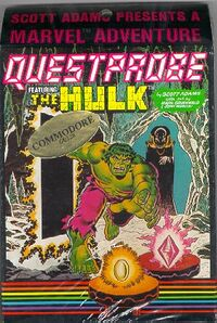 Questprobe The Hulk