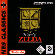 The Legend of Zelda (NES Classics)