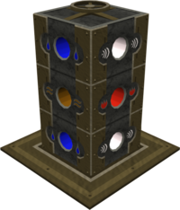 Elemental Workshop IV pillar