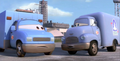 Moon mater support trucks