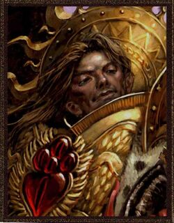 Sanguinius Portrait