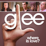 Glee - where is love