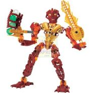 Lego-bionicle-toa-jaller-red