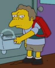 Little Moe Szyslak
