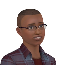 Derek Greenfield (Sims 3)