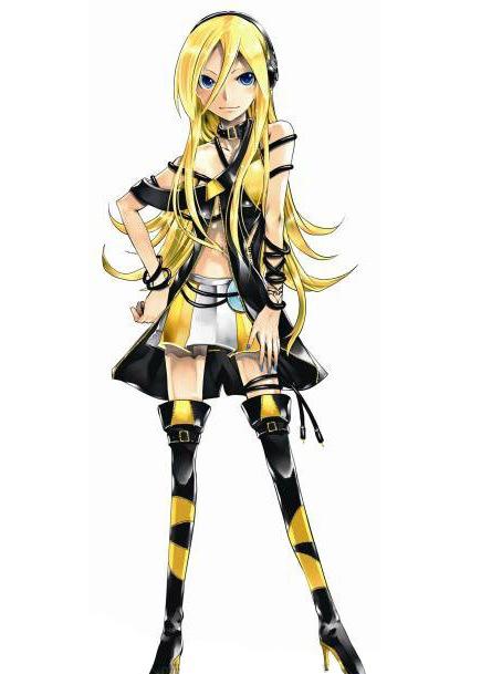 Etsuko Heartfilia Vocaloid-lily