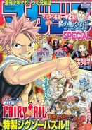 Special Fairy Tail cover