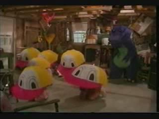 The Backyard Show - Barney Wiki