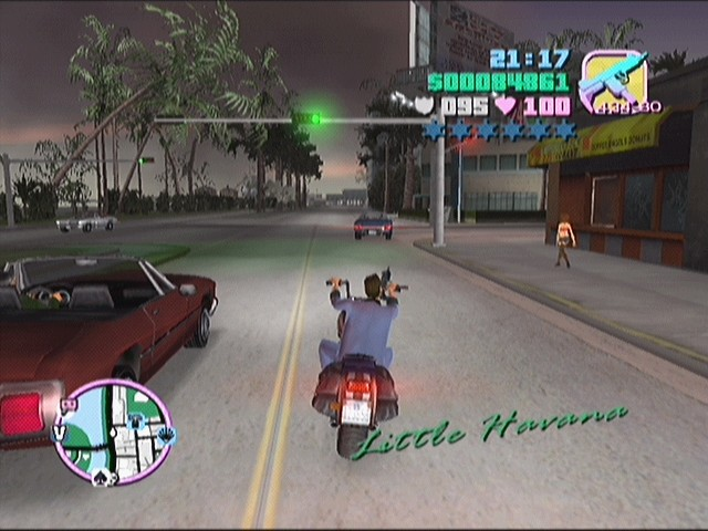 Grand Theft Auto Vice City (PC) 2002