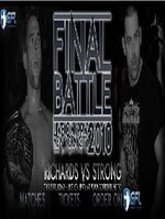 Final Battle 2010 Poster