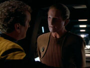 Replicant O&#39;Brien with Odo