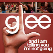 Glee - and im teeling you