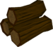 Yew logs detail