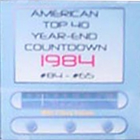 CASEY KASEMS AMERICAN TOP 40 YEAR-END COUNTDOWN - 1984 duran duran