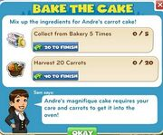 Bake The Cake