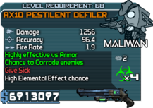 AX10 Pestilent Defiler happypal