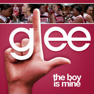 Glee - the boy is mine