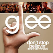 Glee - dont stop regionals