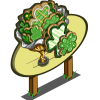 Lucky Cookies Tree Mastery Sign-icon