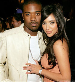 Kardashian  Pics on Ray J Kim Kardashian Jpeg