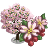 Pink Dogwood Tree-icon