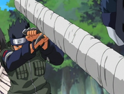 Asuma vs Kisame