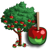 Candy Apple Tree-icon