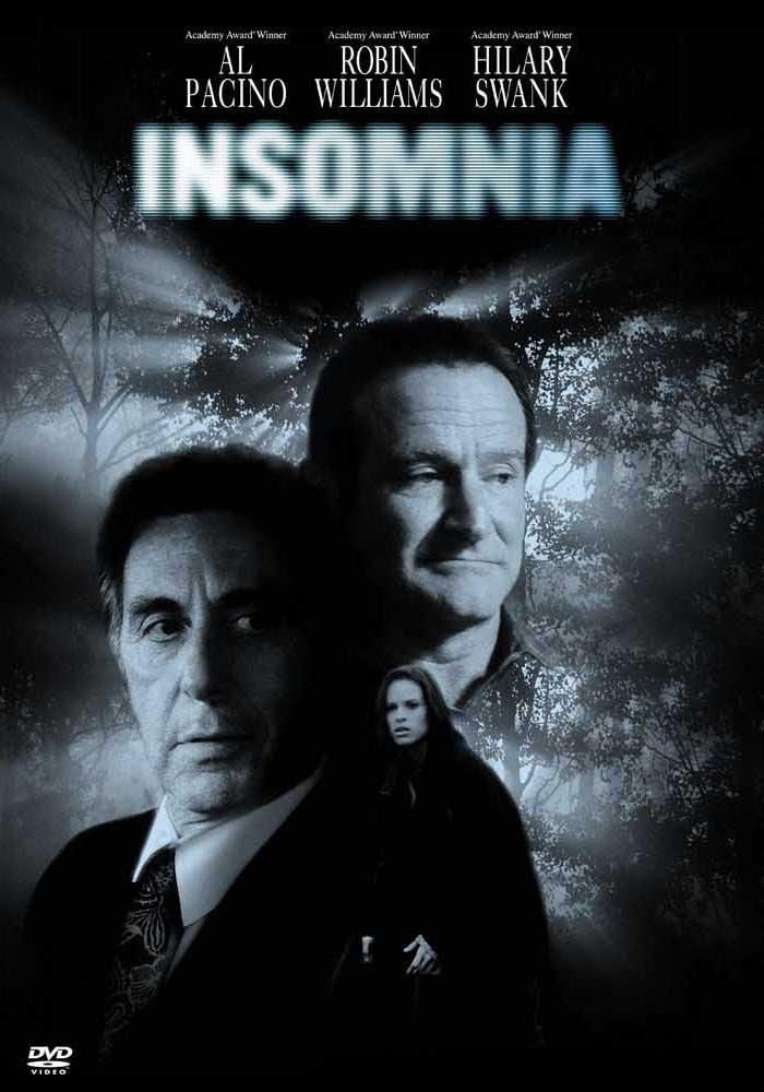 Insomnia - Doblaje Wik...Hilary Swank Ruben