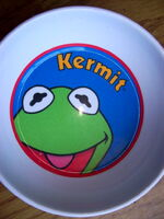 Zak designs kermit bowl