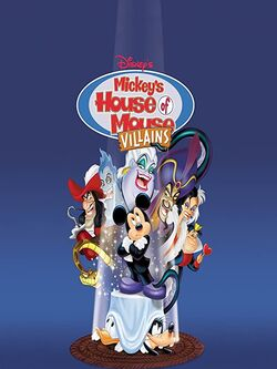 Mickey&#39;s House of Villains