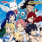 Fairy Tail&#39;s main cast