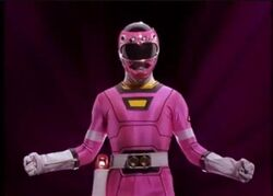 PRT Pink Turbo Ranger