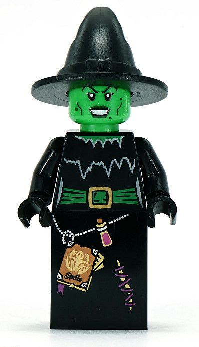 witch minifigures brickipedia the lego wiki
