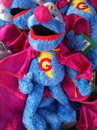 SesamePlace-SuperGrover-BeanbagPlush