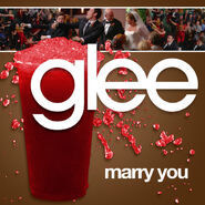Glee - marry you