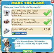 Make The Cake